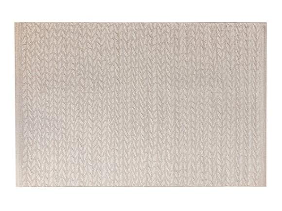 Signature Outdoor Rug Devonport Braid Sand 230cm x 155cm