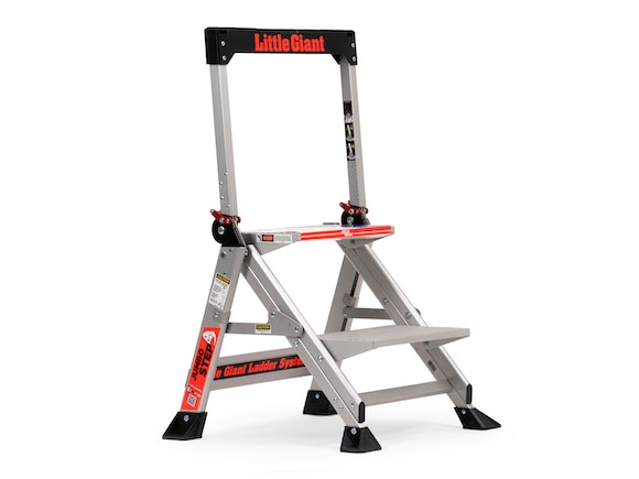Little Giant Jumbo Step Ladder System 2-Step