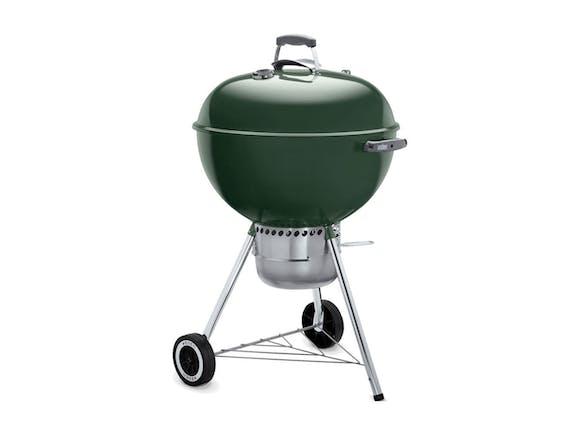 Weber Original Kettle Premium Charcoal BBQ 57cm Green