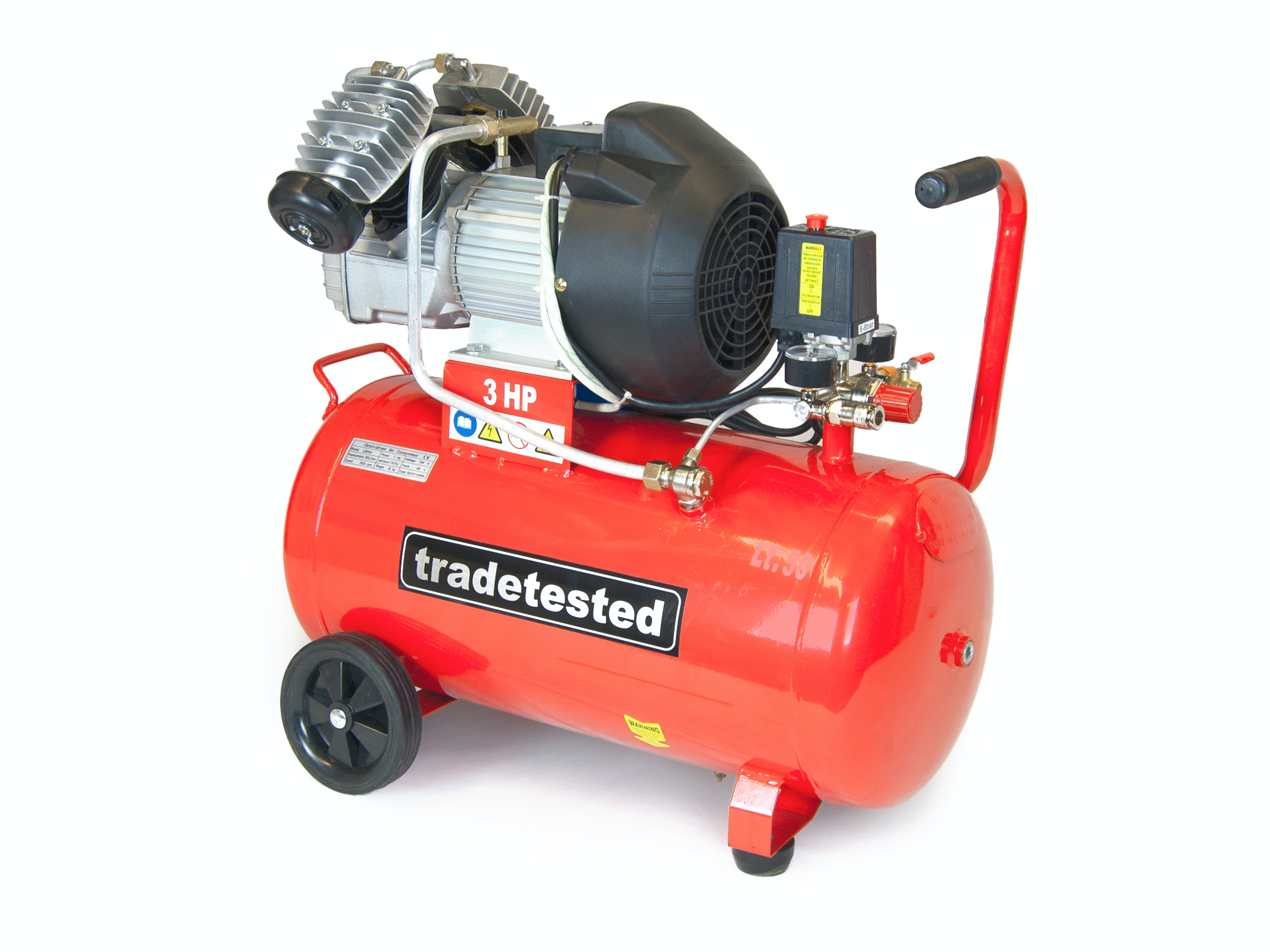 Air Compressor Direct Drive 3HP 50L