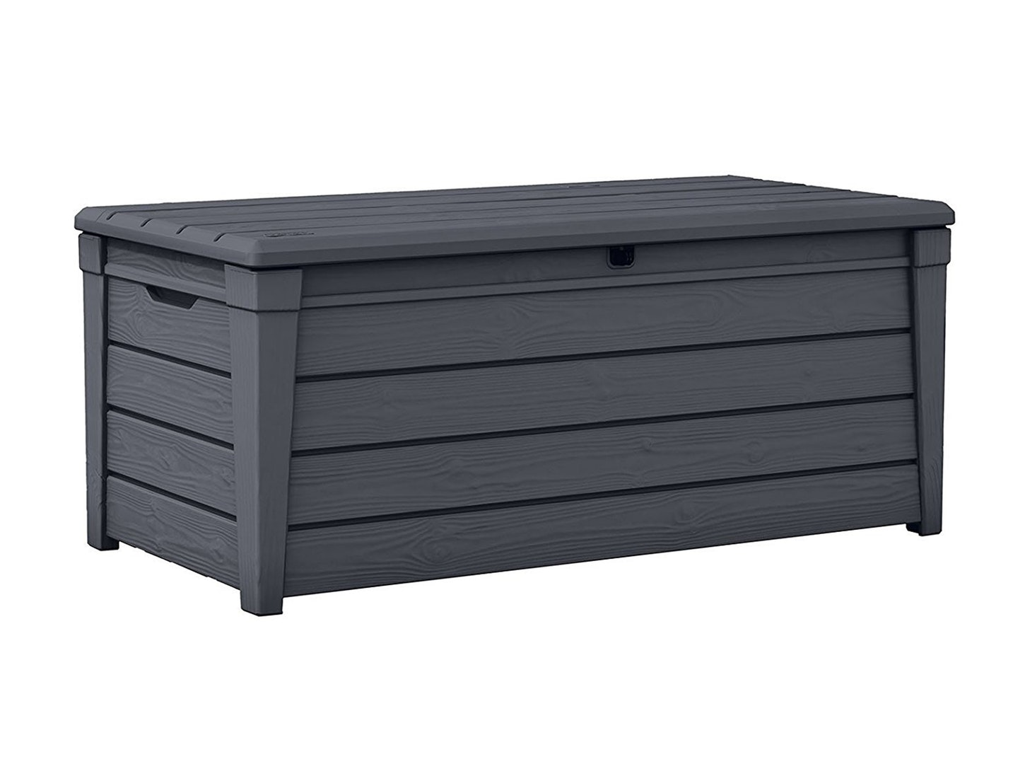 Keter Brightwood Outdoor Storage Box 454l Storage Boxes Outdoor