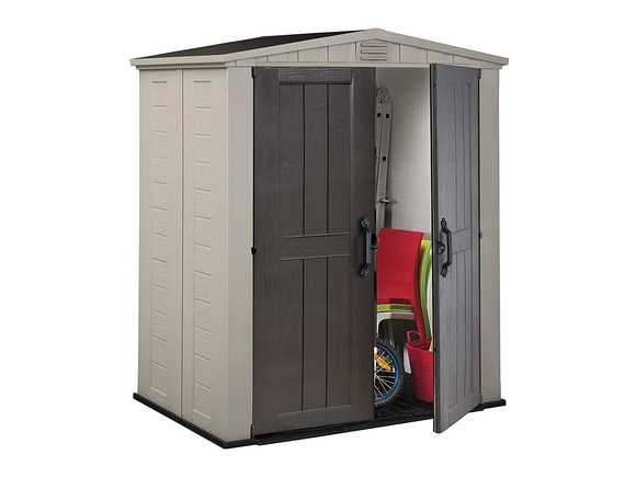 Keter Factor 6x3 Shed 1.78m x 1.13m