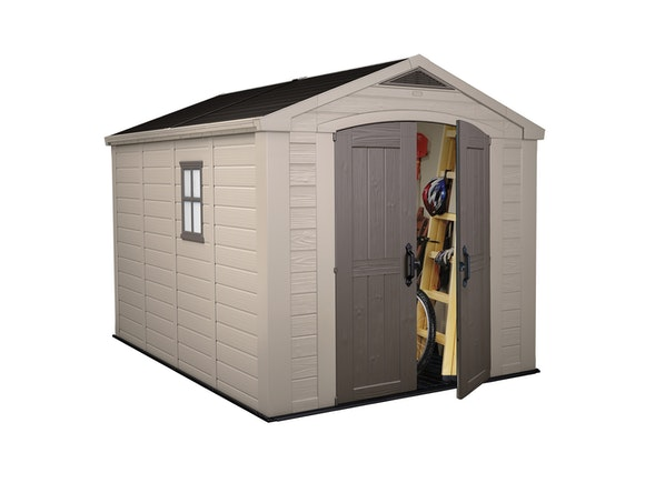 Keter Factor 8x11 Shed 3.32m x 2.57m