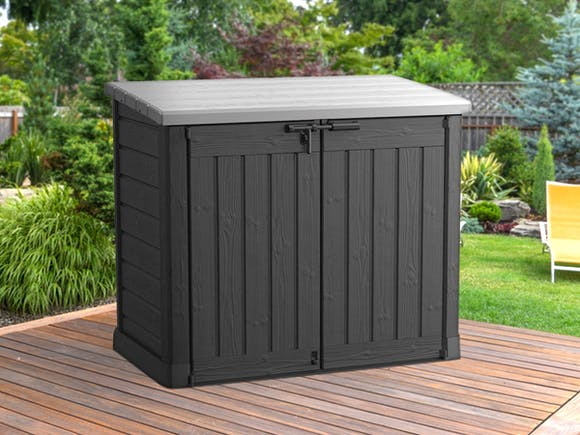 Keter Store It Out Max 1200L black