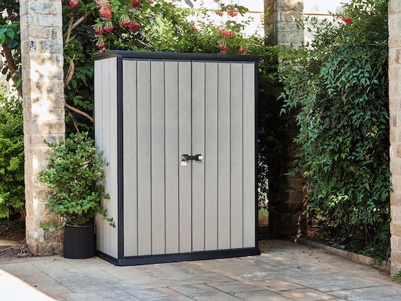 Keter High Store Shed 1.39m x 0.77m