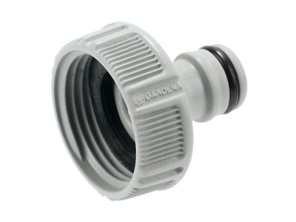 "Gardena 13mm Hose Connector Tap Adaptor 1"""
