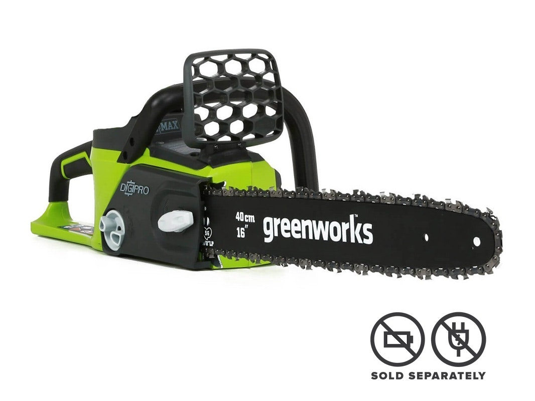 GreenWorks Chainsaw G-MAX 40V Brushless with 16