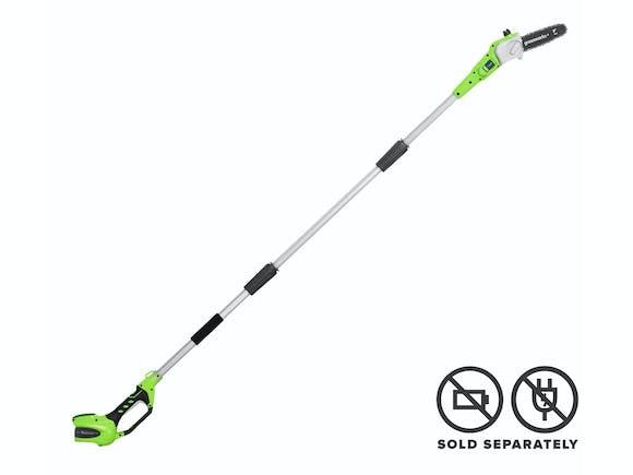 GreenWorks Pole Saw G-MAX 40V Li-Ion