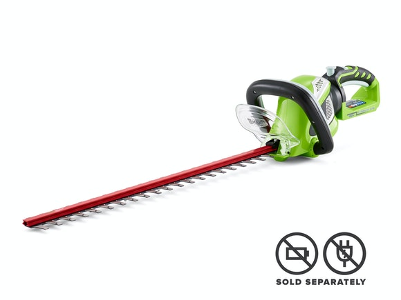 GreenWorks Hedge Trimmer G-MAX 40V Li-Ion