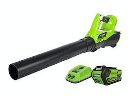 GreenWorks Blower G-MAX 40V Li-Ion Axial 4.0Ah Kit