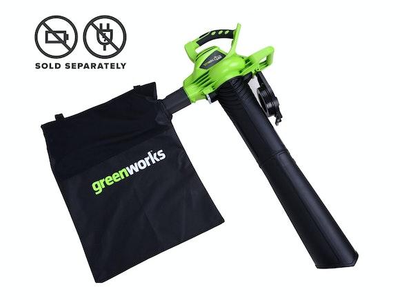GreenWorks Blower Vac G-MAX 40V Li-Ion