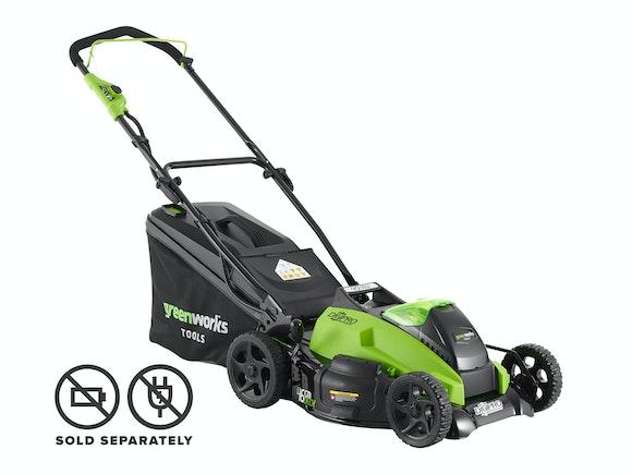 GreenWorks Lawnmower G-MAX 40V Li-Ion 460mm Brushless