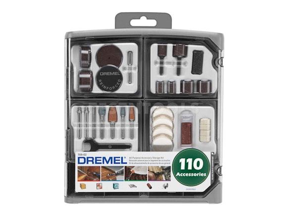 Dremel Accessory Kit 110 Piece