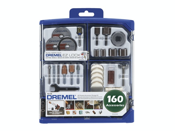 Dremel Accessory Kit 160 Piece