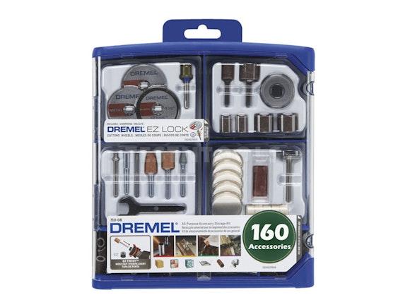 Dremel Accessory Kit 160 Piece