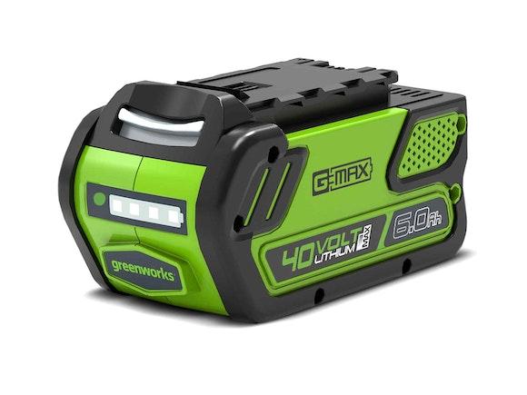 GreenWorks G-MAX 40V 6.0Ah Li-Ion Battery