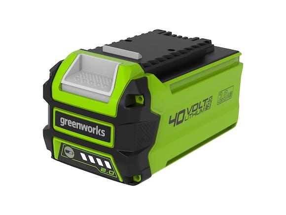 GreenWorks G-MAX 40V 2.0Ah Li-Ion Battery