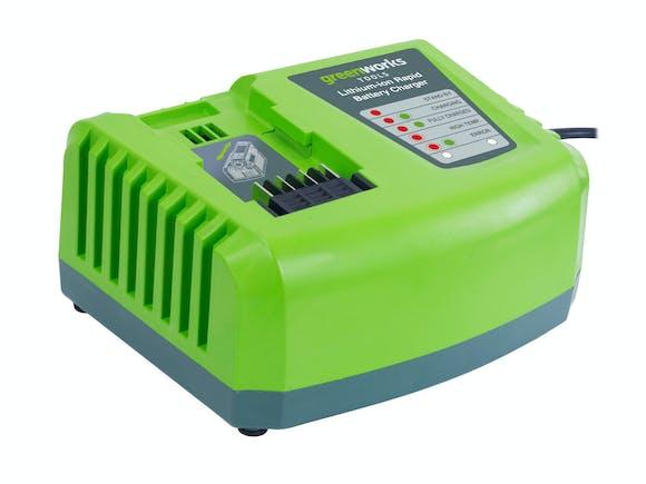 GreenWorks G-MAX 40V Li-ion Rapid Battery Charger