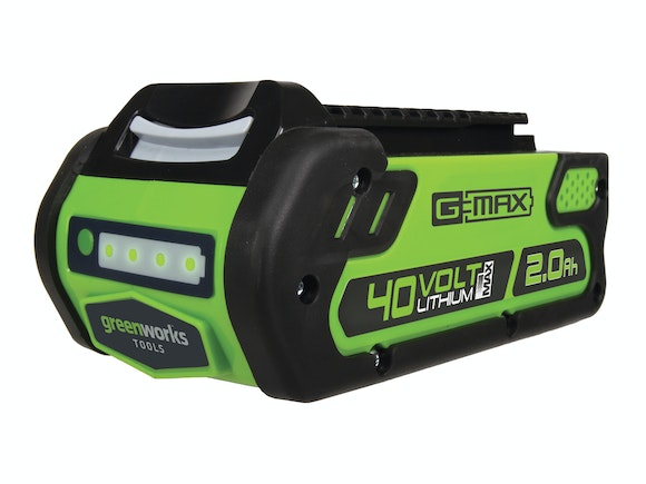 GreenWorks G-MAX 40V 2.0Ah Li-Ion Battery