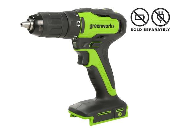 Greenworks 24V Drill-Driver Brushless Skin