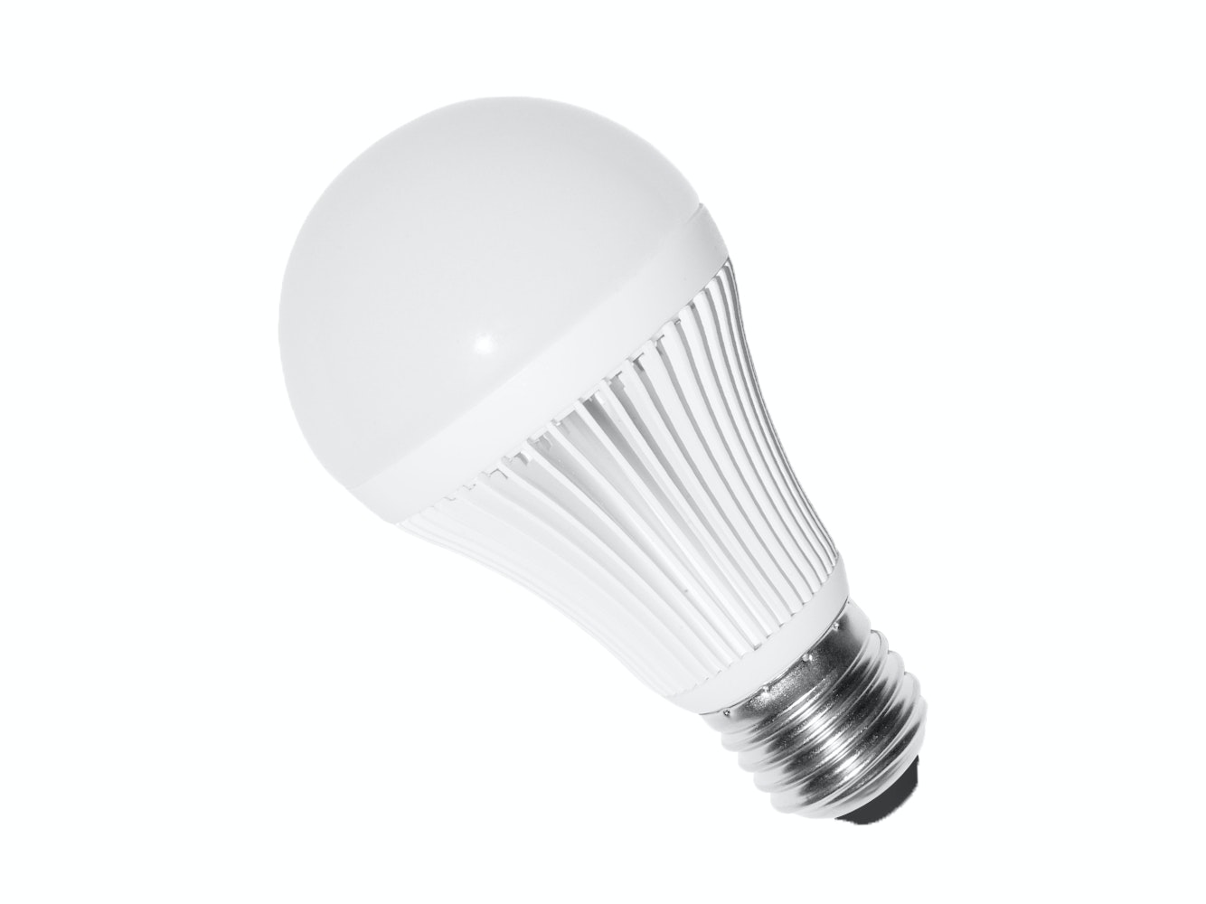LED Light Bulb E27 7W Cool White Non-Dimmable