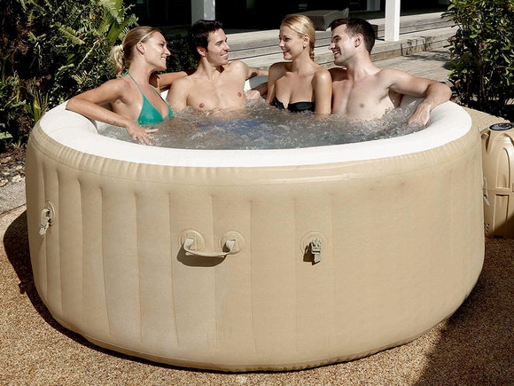 Inflatable Spa Lay-Z Palm Springs AirJet Series