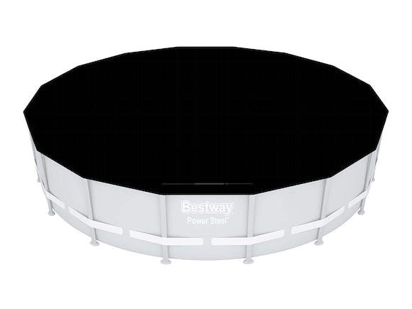 Bestway Pool Cover - Power Steel 4.88m x 1.22