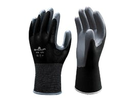 Showa 370 Gloves Black
