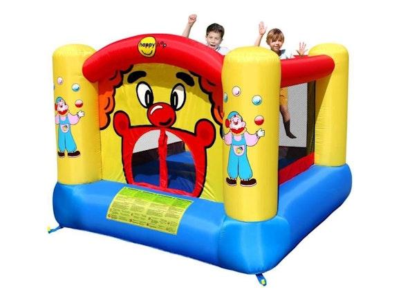 Happy Hop Clown Bouncy Castle