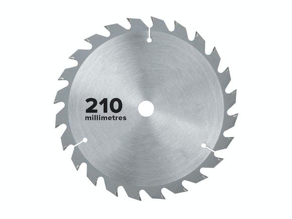 Flash Saw Blade Circular 210mm