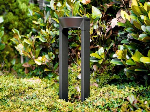 Solar Blade Garden Light