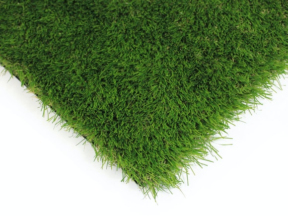 Artificial Landscaping Grass Boston Green 40mm 13m²