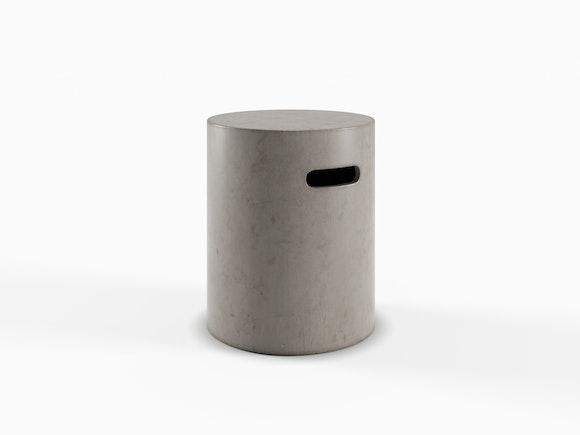 Modulo Concrete Stool
