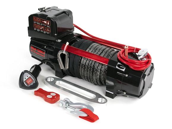 Electric Winch 12V 12000lb Dyneema