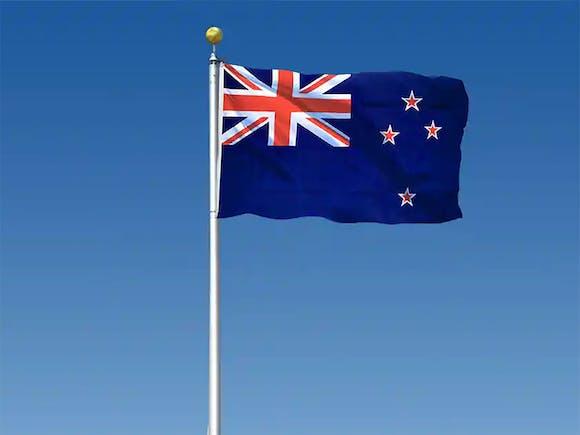 New Zealand Flag 0.9m x 1.5m