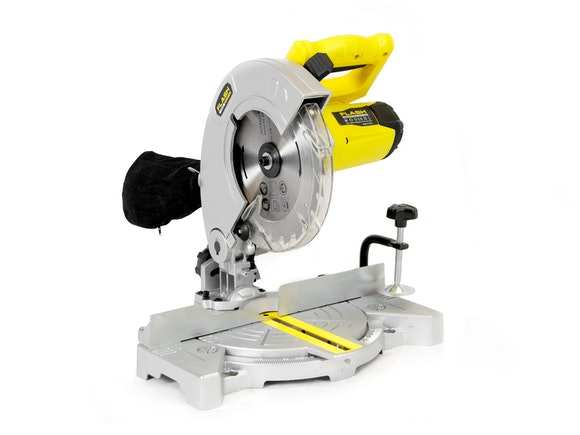 Flash Compound Mitre Saw 210mm 900W