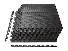 Interlocking Foam Floor Mat Tiles 19mm - 24 Pack