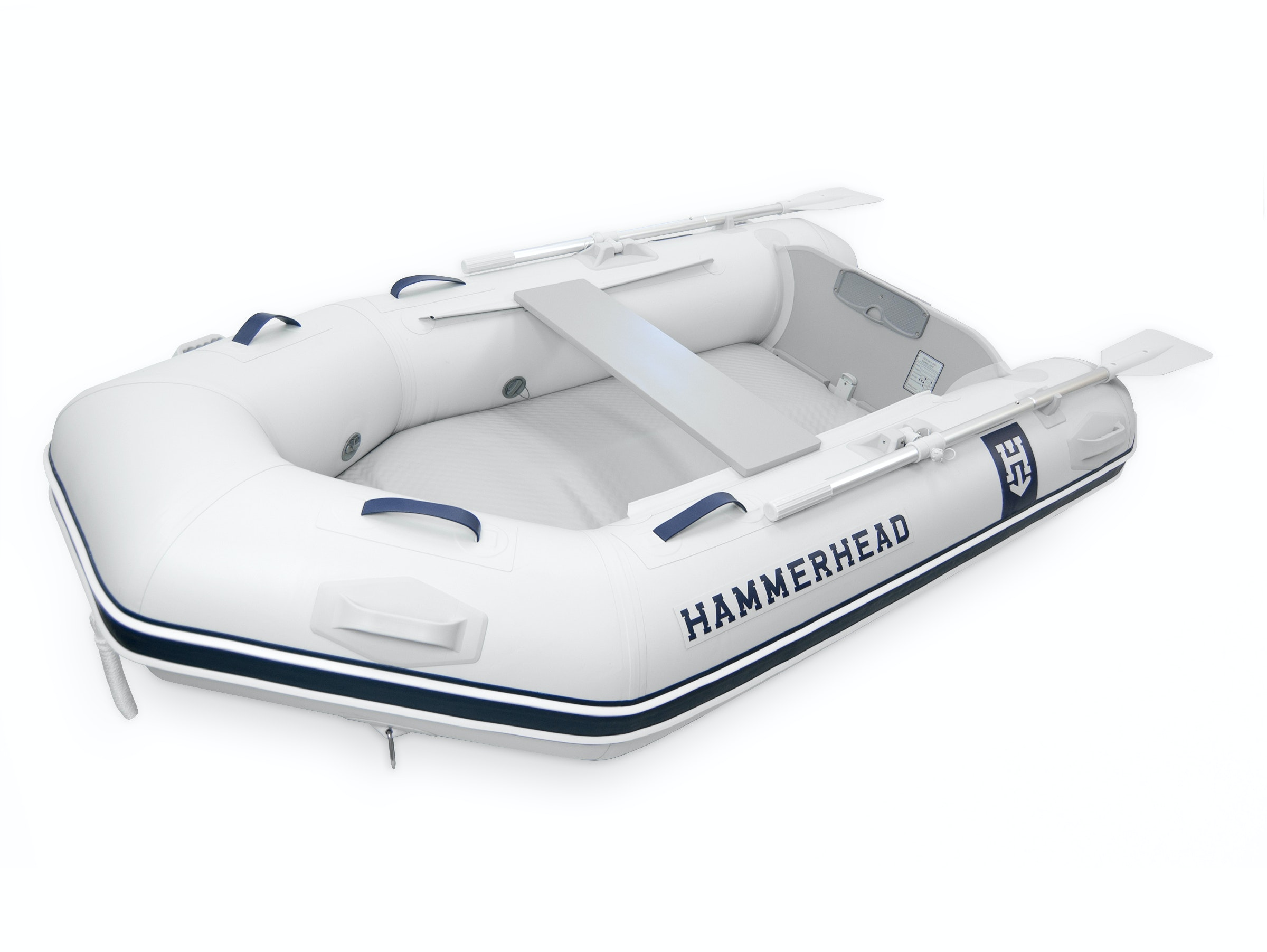 Hammerhead 2.7m Roll Up Inflatable