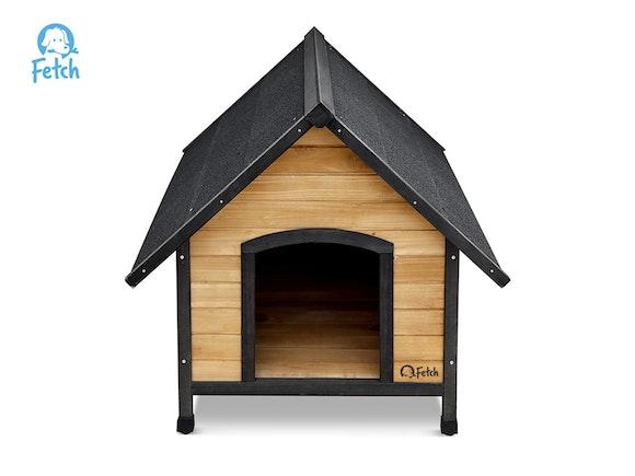 Fetch Wooden Dog Kennel
