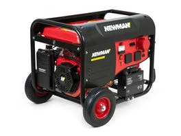 Newman Generator 6500W 3 Phase with Electric Start