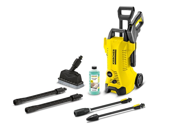 Karcher K3 Full Control Water Blaster with Deck Kit