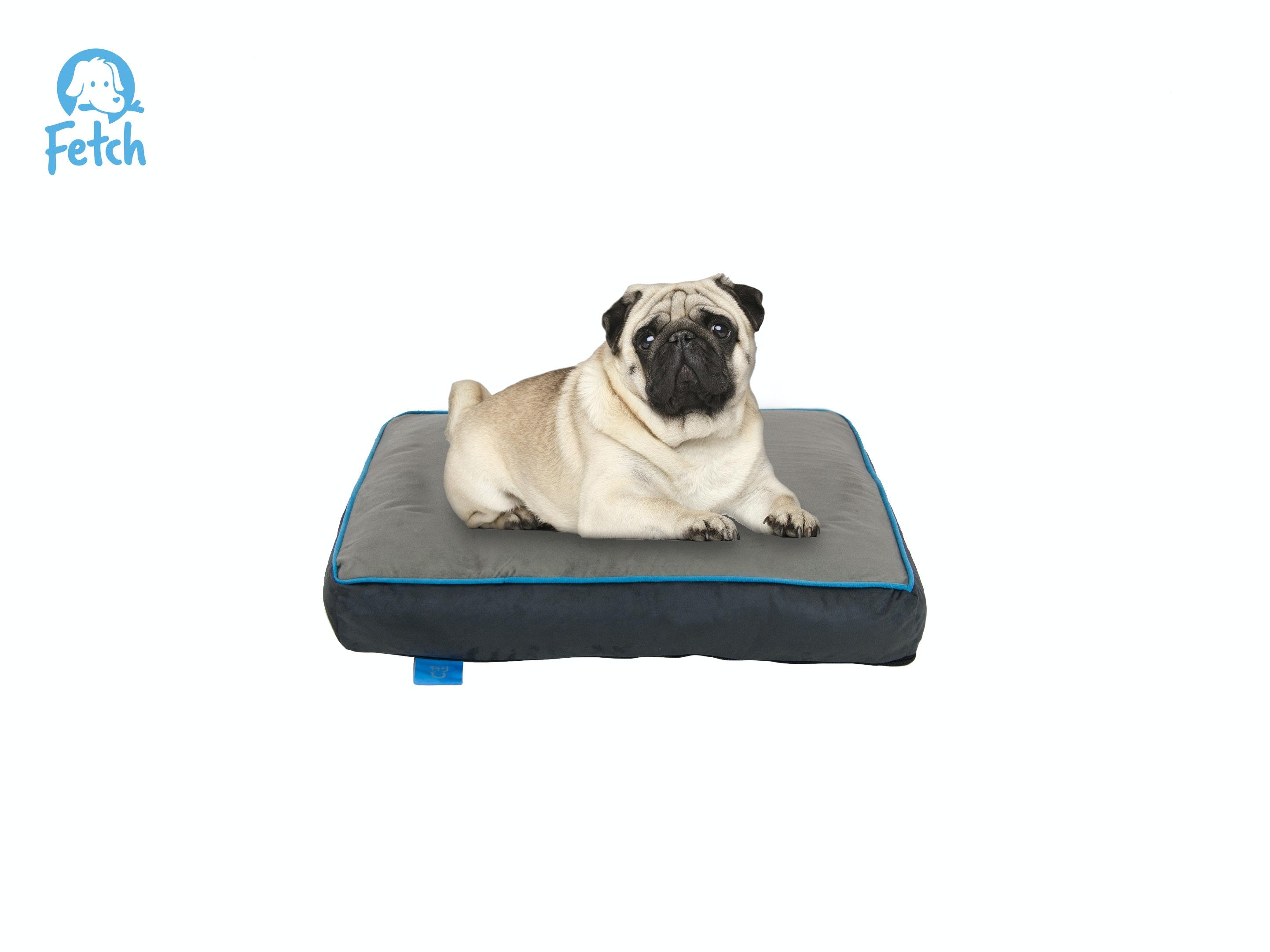 Fetch Orthopedic Memory Foam Dog Bed 12cm Thick - SML