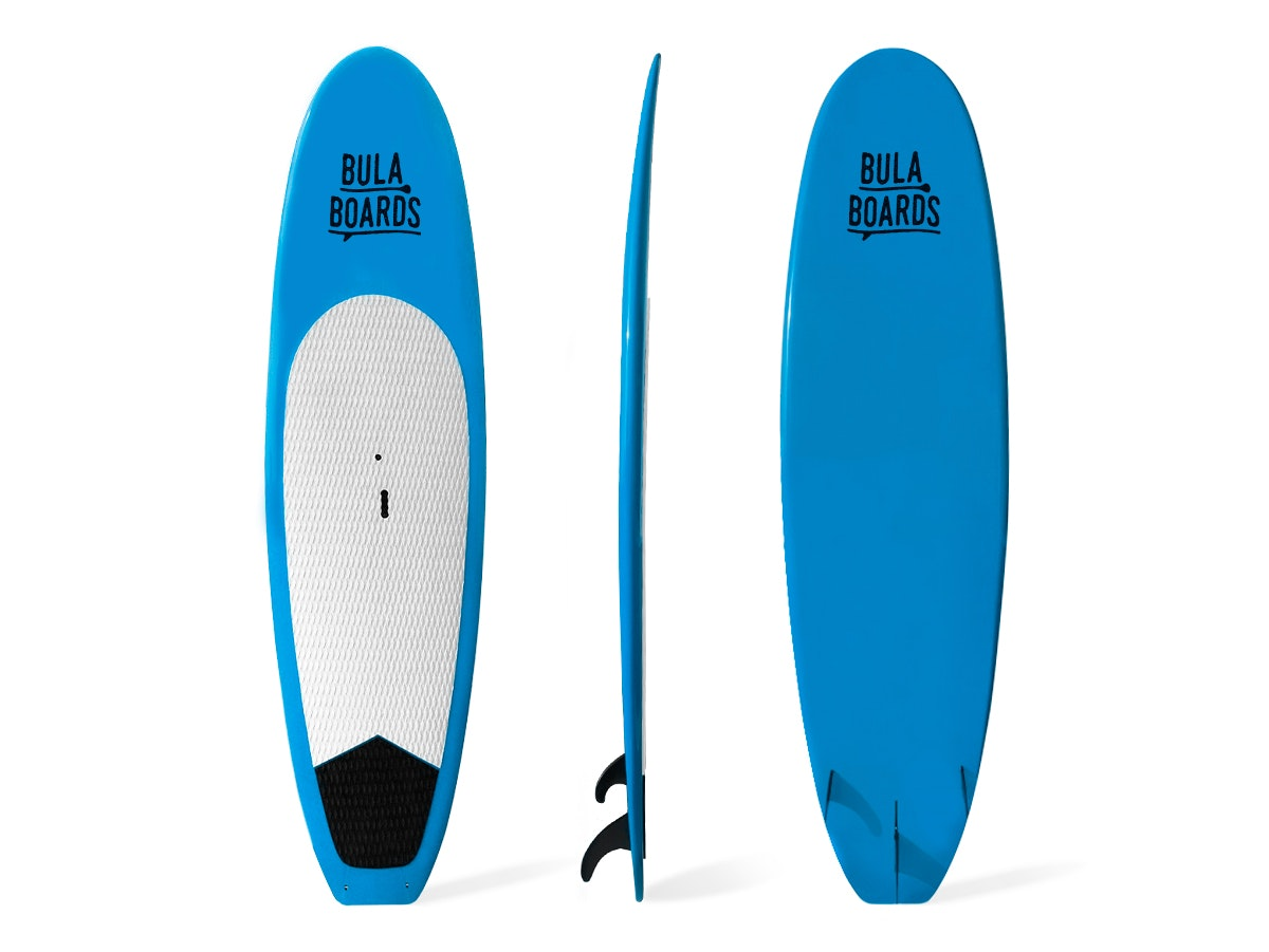Bula Boards Stand Up Paddle Board 10'6