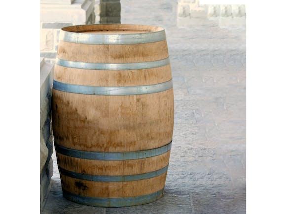 Oak Wine Barrel Full