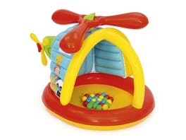 Fisher Price Helicopter Ball Pit 1.55 x 1.02 x 0.91m