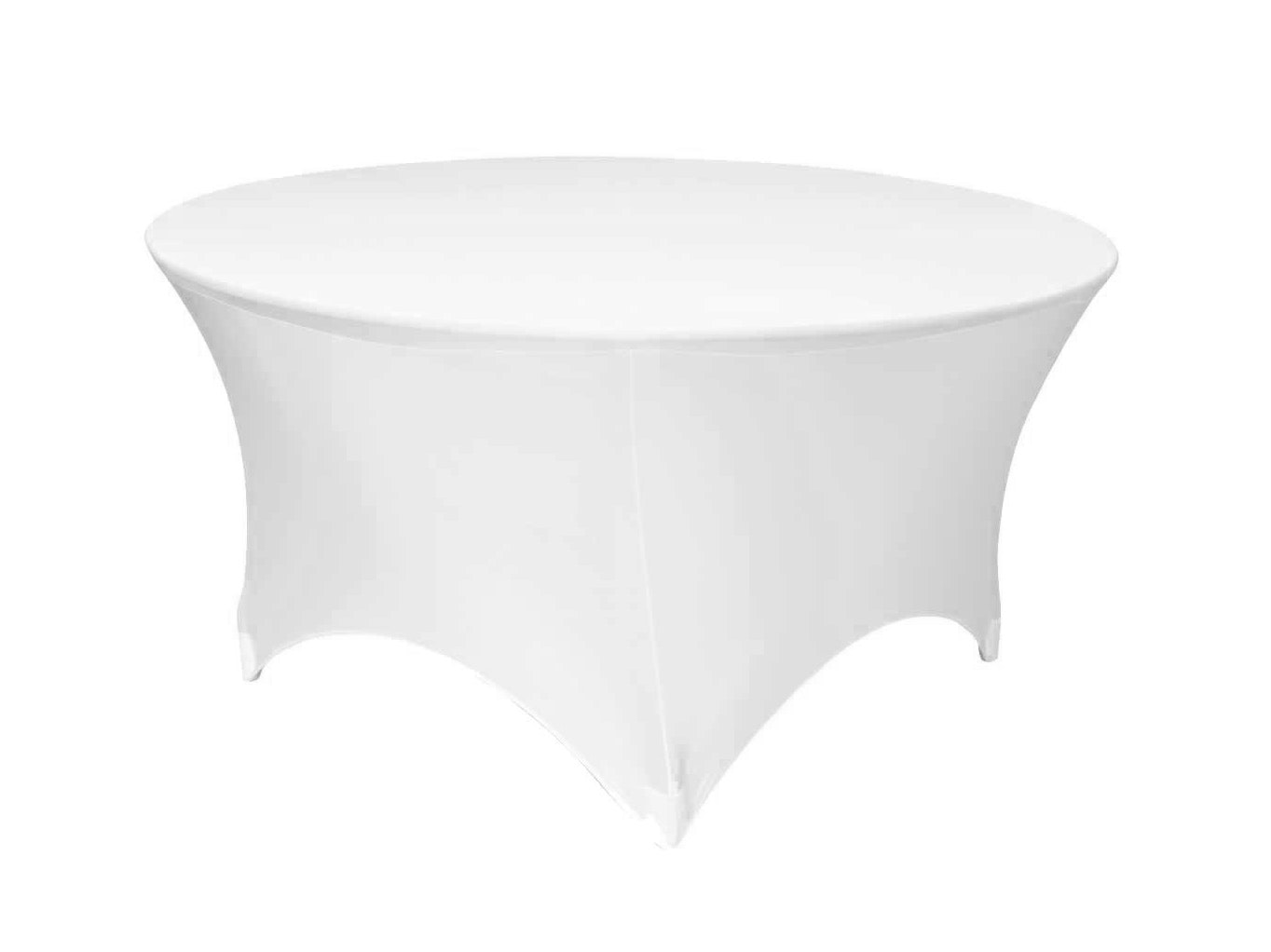 Stretch Fit Table Cover Round 1.8m
