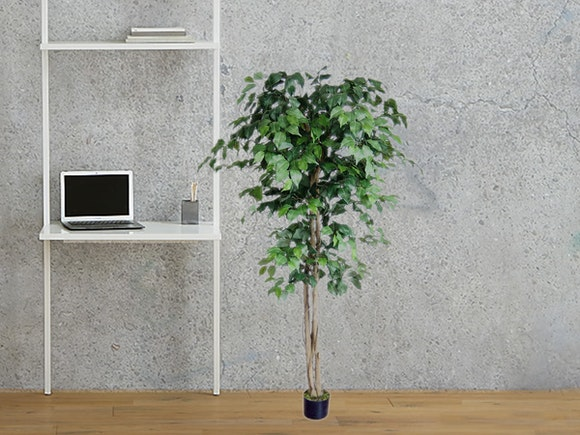 Artificial Tree Weeping Fig Ficus 150cm