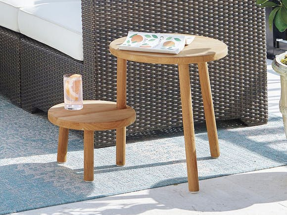 Lille Nesting Side Tables