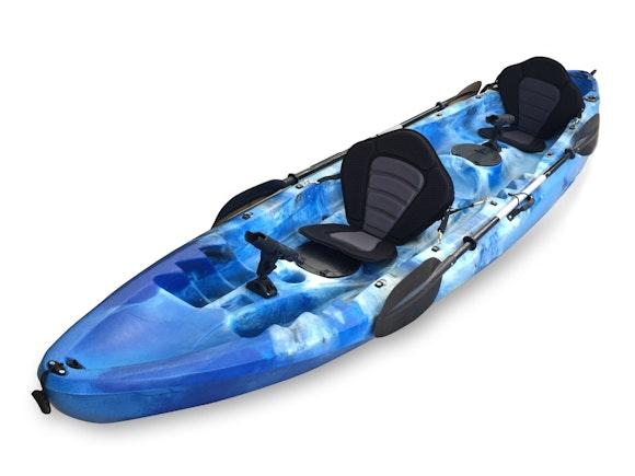 Bula Boards Tandem Kayak 3.7m