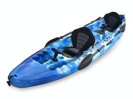Bula Boards Tandem Kayak Blue & White 3.7m